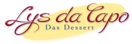 Lys da Capo - Das Dessert (Logo)