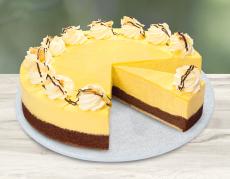 Lys da Capo Eierlikör-Sahne-Torte