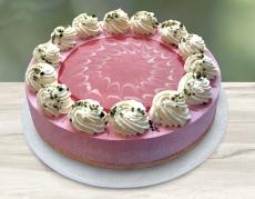 Lys da Capo Erdbeer-Sahne-Torte
