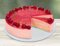 Lys da Capo Joghurt-Himbeer-Torte