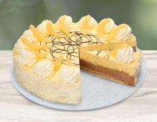 Lys da Capo Schoko-Birnen-Torte