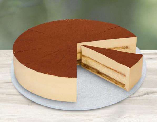 Lys da Capo Tiramisu-Torte