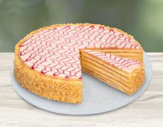 Lys da Capo Zitronen-Weincreme-Torte
