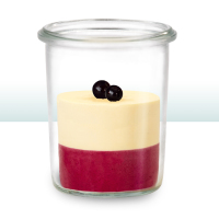 Lys da Capo Cassis-Joghurt Refill im Weckglas