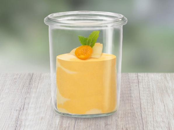 Lys da Capo Sanddorn-Joghurt Refill im Weckglas