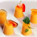 Orangenblüten-Parfait von Lys da Capo (Ausschnitt)