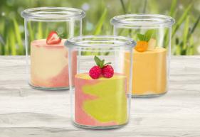 Lys da Capo verschiedene Refill-Cremes im Weckglas