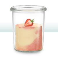 Lys da Capo Erdbeer-Joghurt Refill im Weckglas